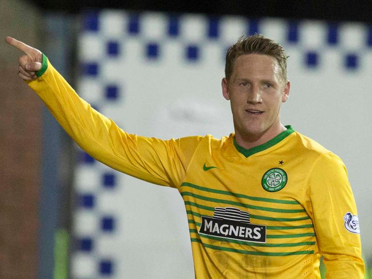 Kris Commons: Ready for Champions League second-round qualifier