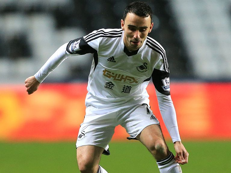 Leon Britton: New one-year deal at Swansea