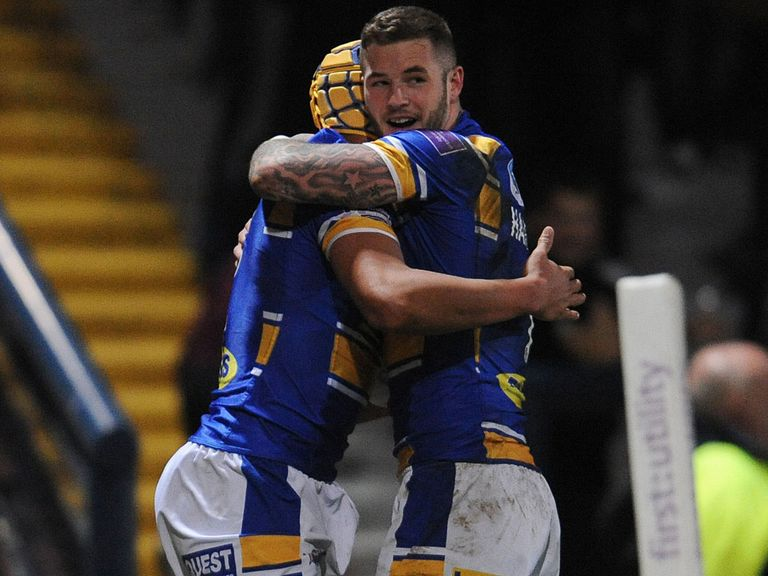 Leeds get the vote this season in the Challenge Cup