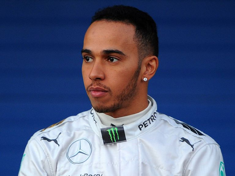 Lewis Hamilton: Fired up for opening race