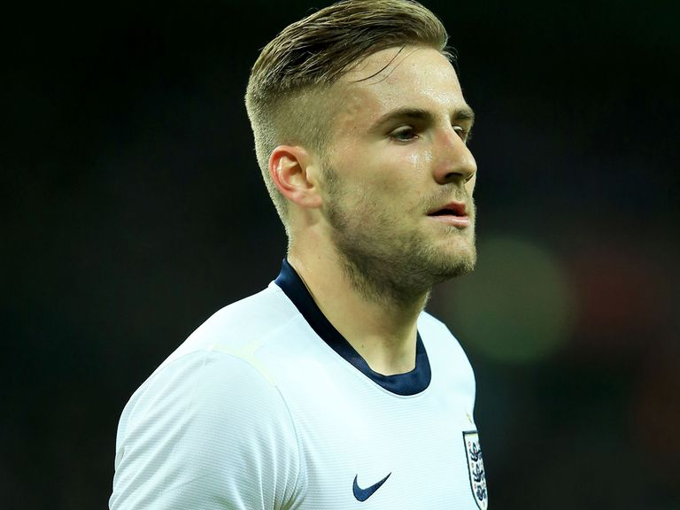 Luke Shaw: Enhanced his World Cup claims