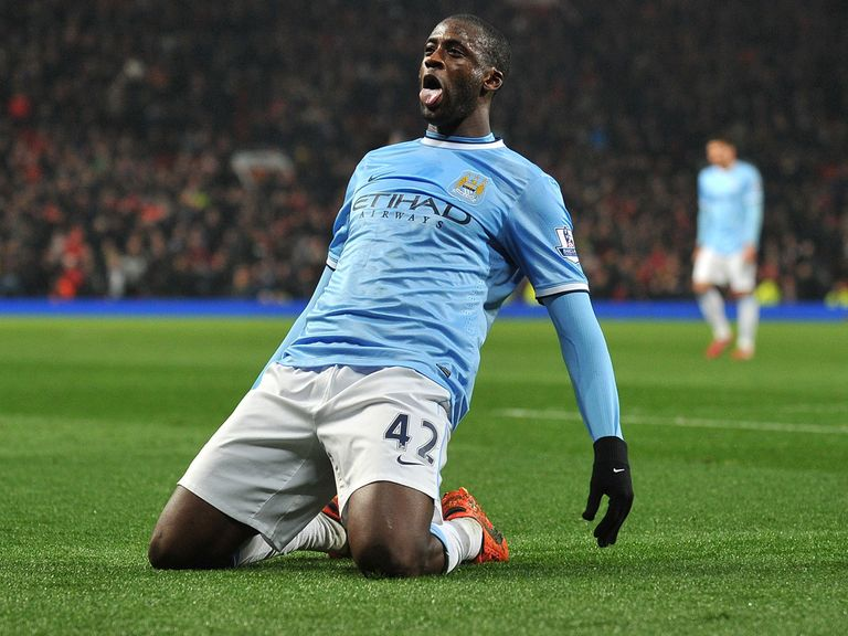 Yaya Toure can help City dominate midfield and beat Arsenal