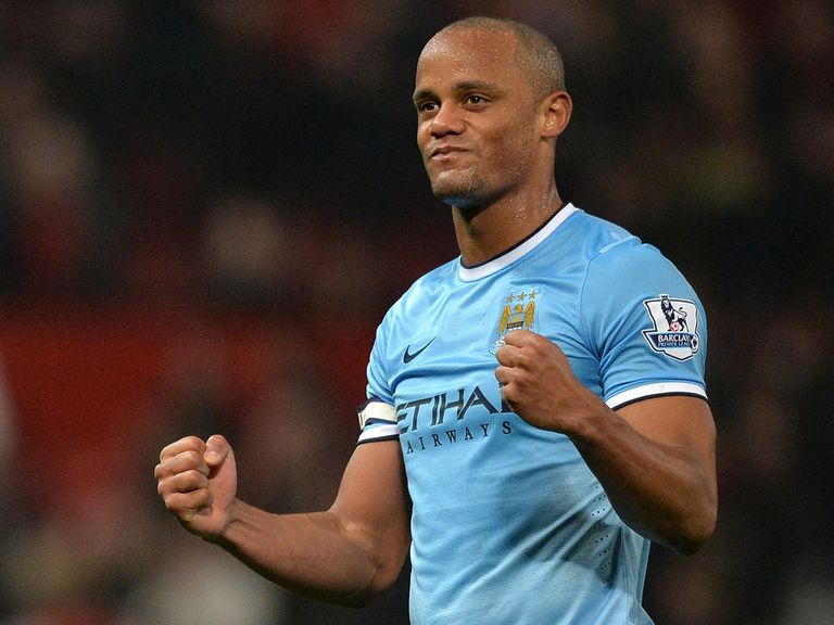 Vincent Kompany: Says he has no plans to leave Manchester City