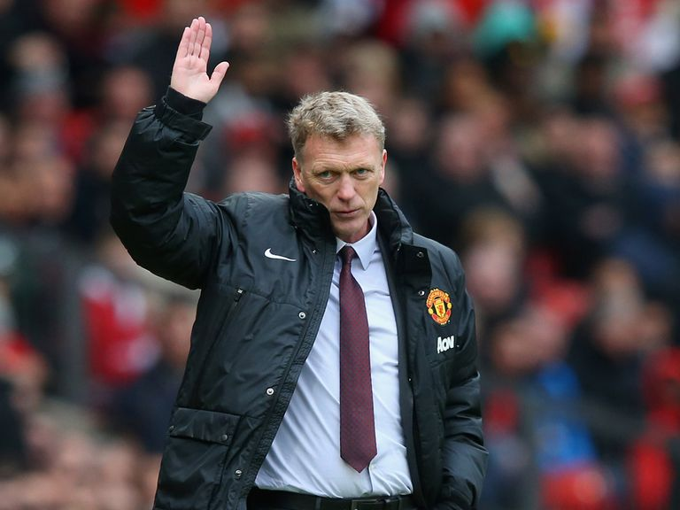 David Moyes: Backed by United fans to this point