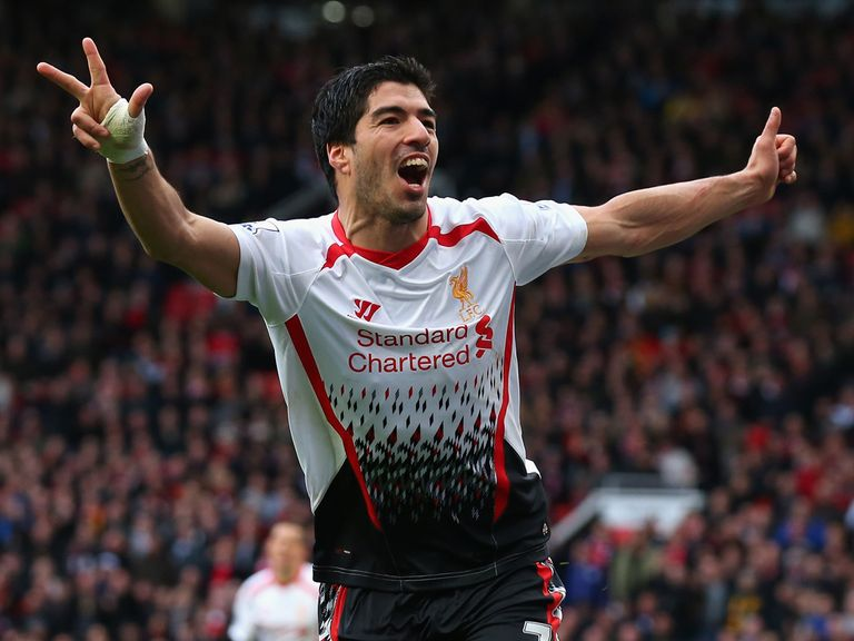 Luis Suarez: Settled at Anfield and firing on all cylinders
