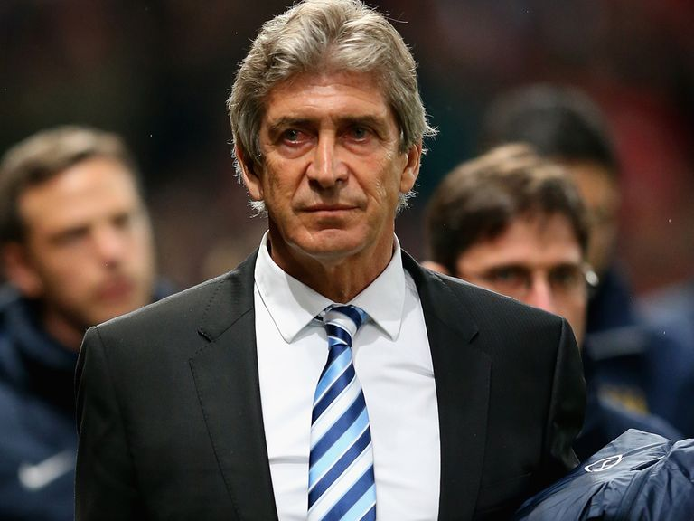 Pellegrini: Still thinks Arsenal are in the mix