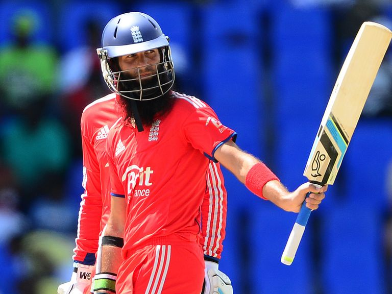 Moeen Ali: Ready for England Test debut