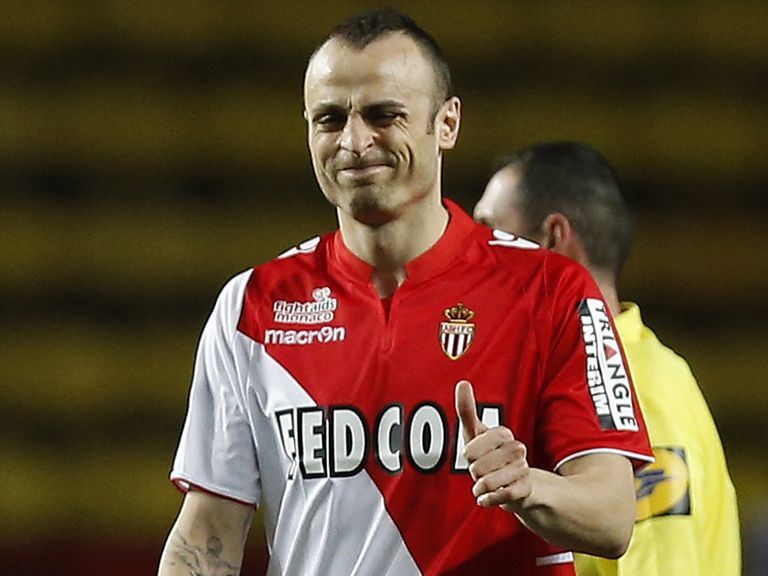 Dimitar Berbatov: Great winner for Monaco