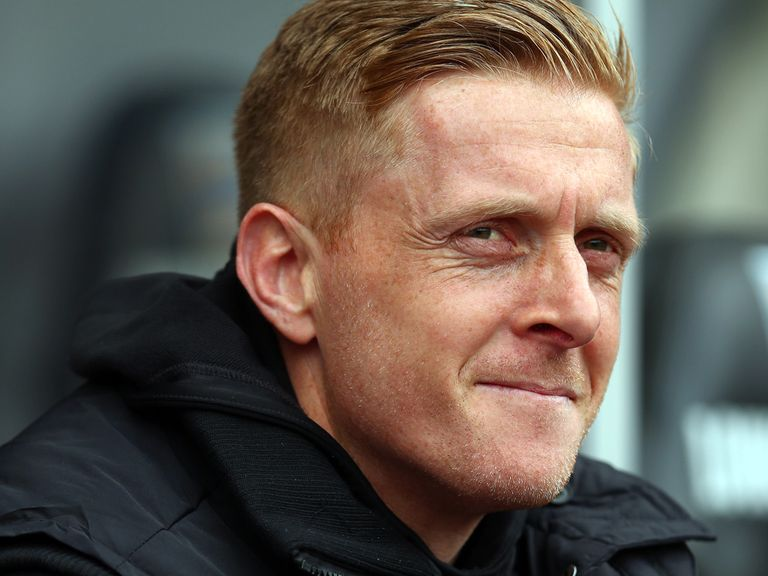 Garry Monk: says his team are more focused than ever.