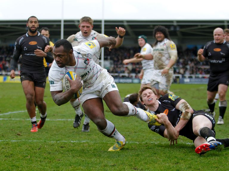 Vereniki Goneva: Highly respected at the Tigers