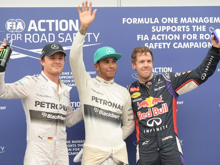 Lewis Hamilton: Won the Malaysian Grand Prix