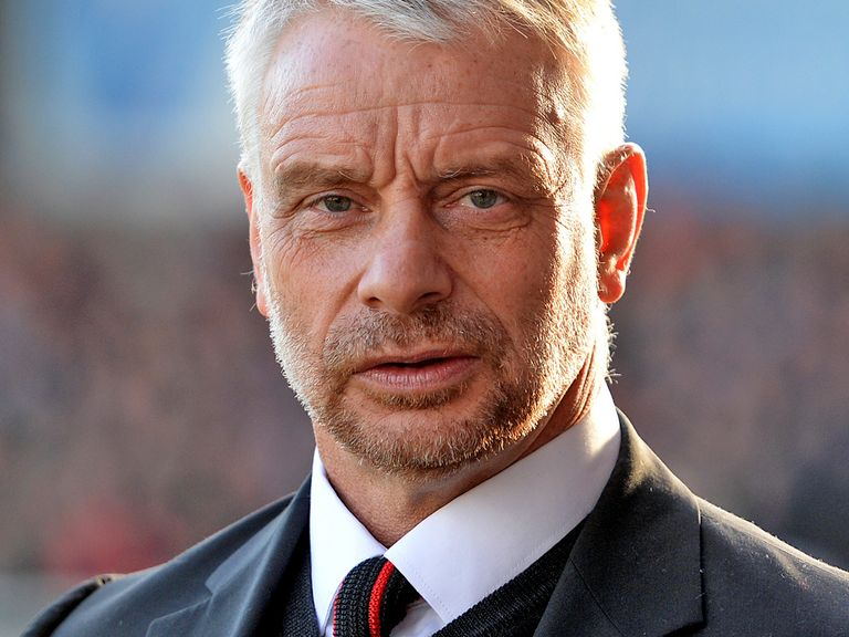 Brian Noble: Change of role at Salford