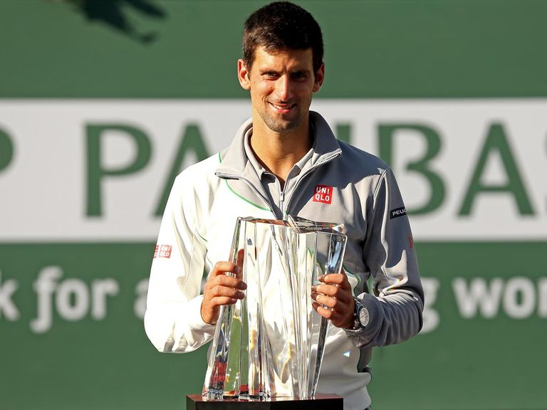 Novak Djokovic: Came from a set down to win