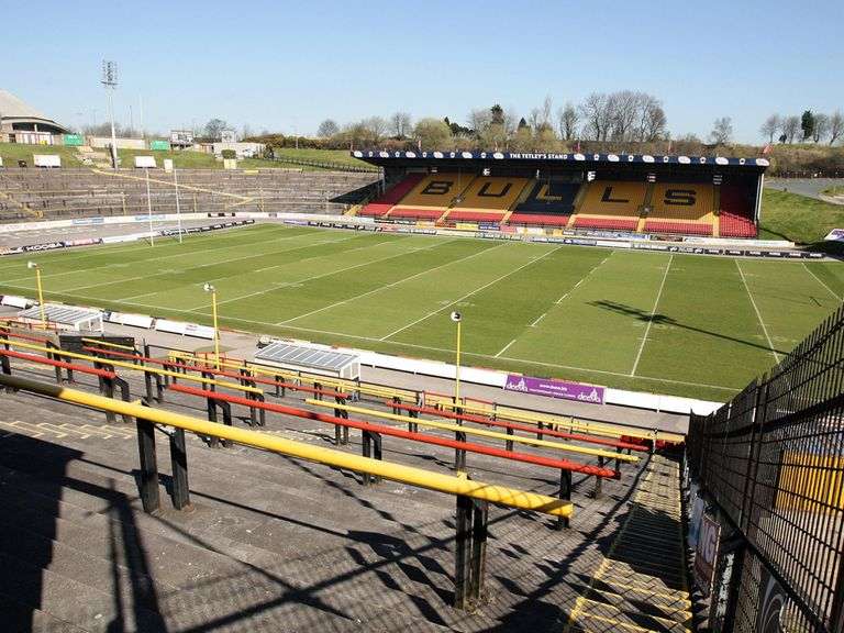 Bradford are appealing against their six-point deduction