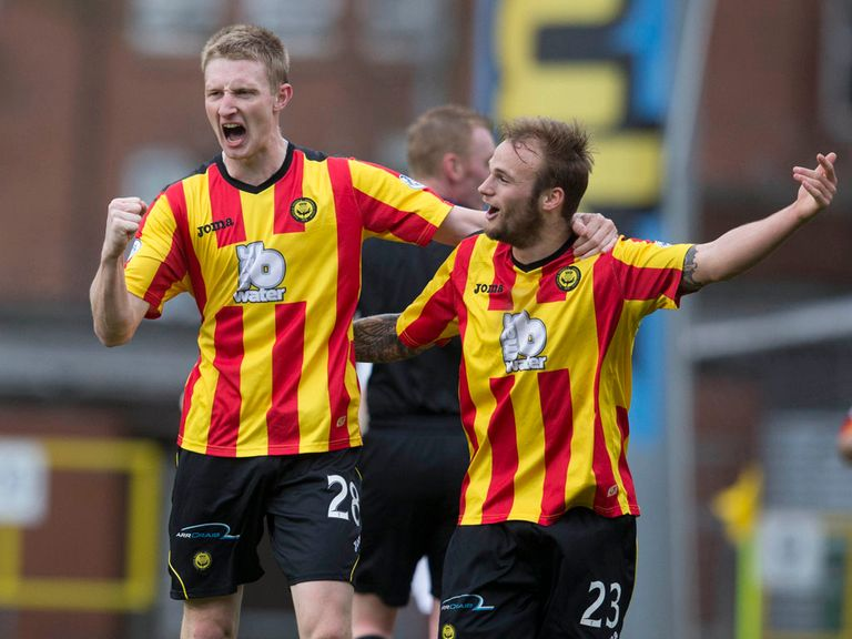 Partick: Too big to beat out-of-form  Inverness