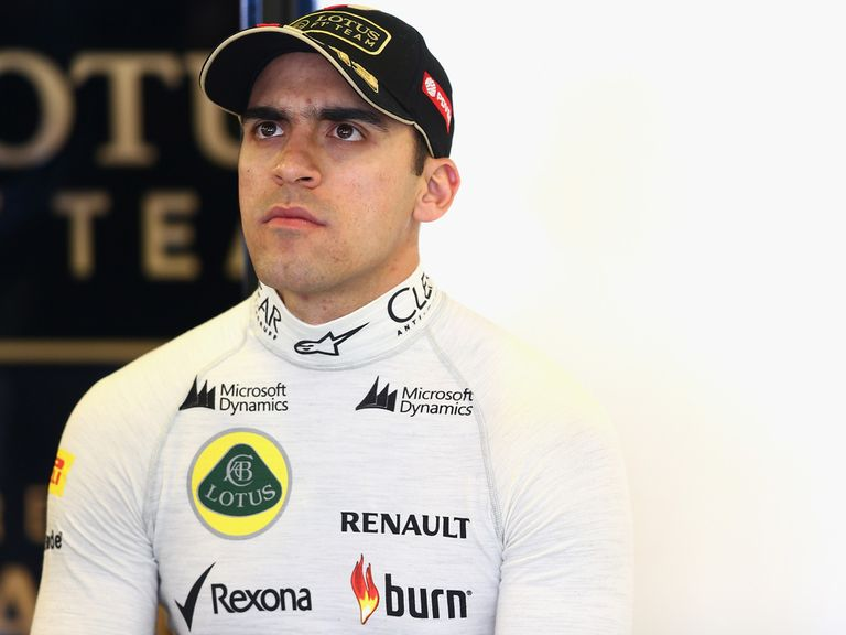 Pastor Maldonado: Staying with Lotus