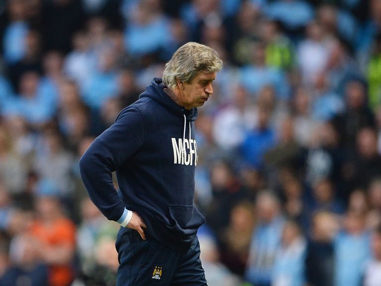 Pellegrini: Barca can be beaten