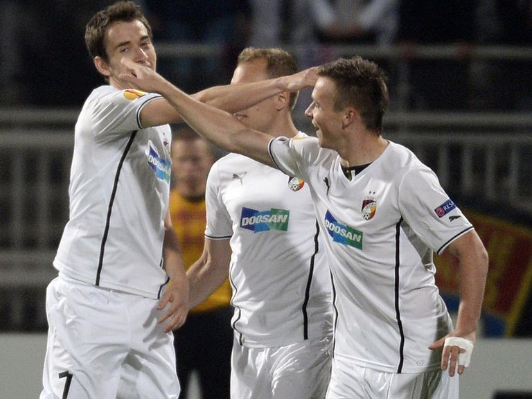 Plzen can get a win on the night against Lyon