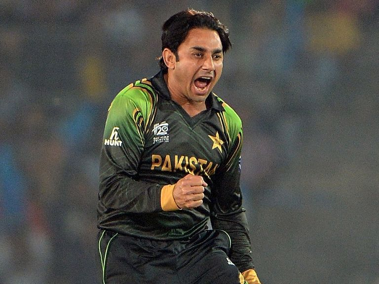 Pakistani spinner Saeed Ajmal can help Worcestershire go well at a big price