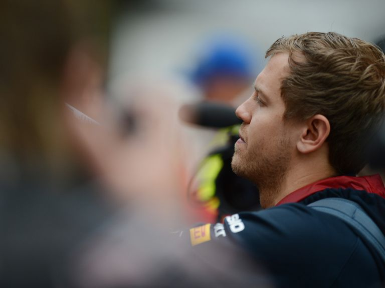 Vettel: Not impressed with the new sound