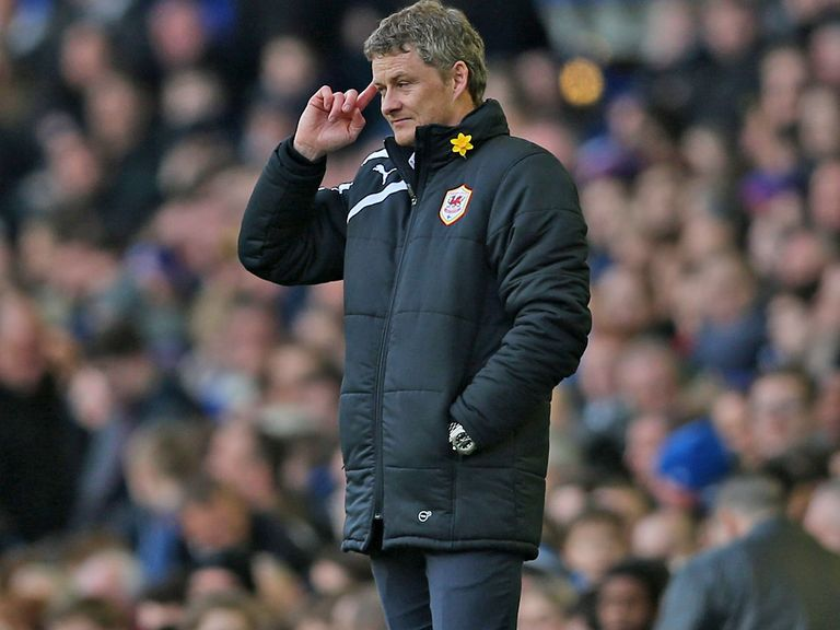 Ole Gunnar Solskjaer: Hoping to get something from Liverpool clash