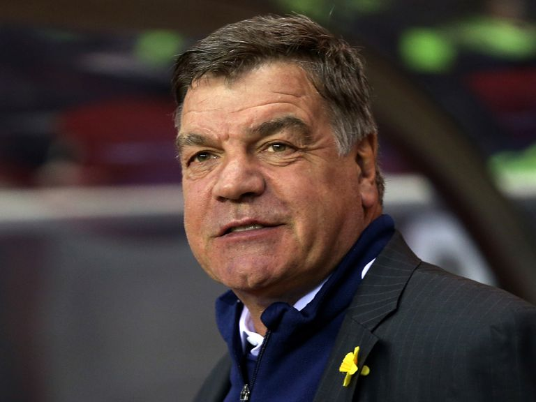 Sam Allardyce: 'Well you see, it's all a load of bull'
