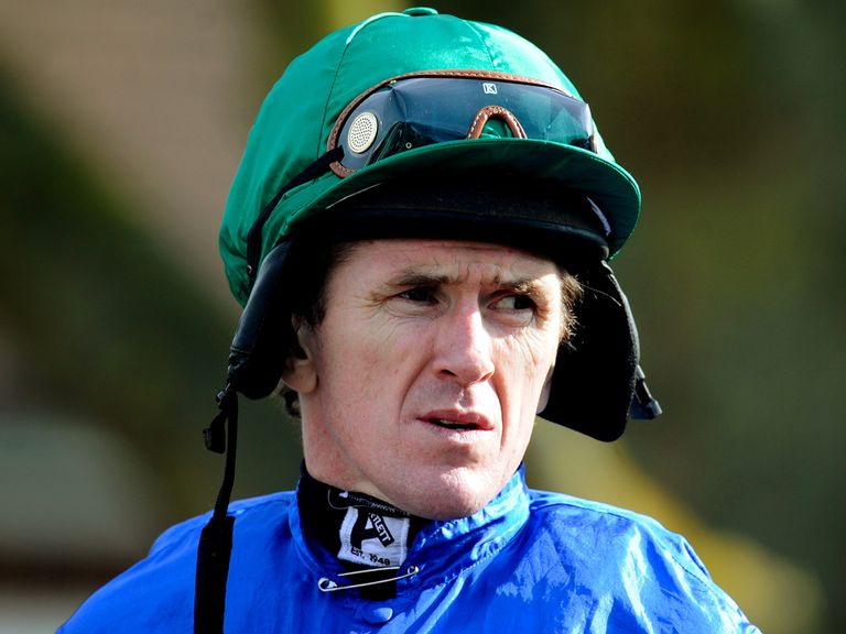 Tony McCoy: On the brink of equalling a record set by his old boss Martin Pipe