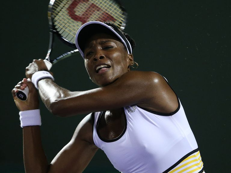 Venus Williams: Through to the next round