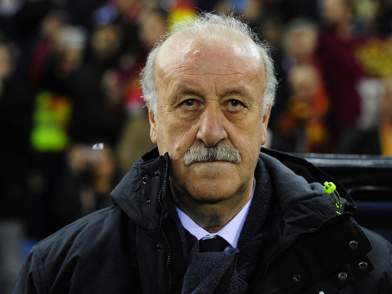 Vicente del Bosque: Will stay on as Spain coach