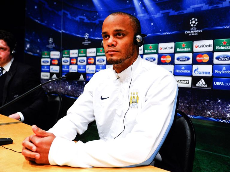 Vincent Kompany: Hasn't given up hope of progression