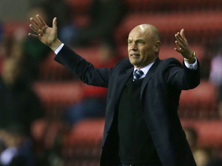 Uwe Rosler's in-form Wigan face Watford