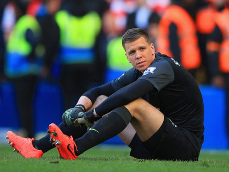 Szczesny: Upbeat about Arsenal's chances in the FA Cup semi-final