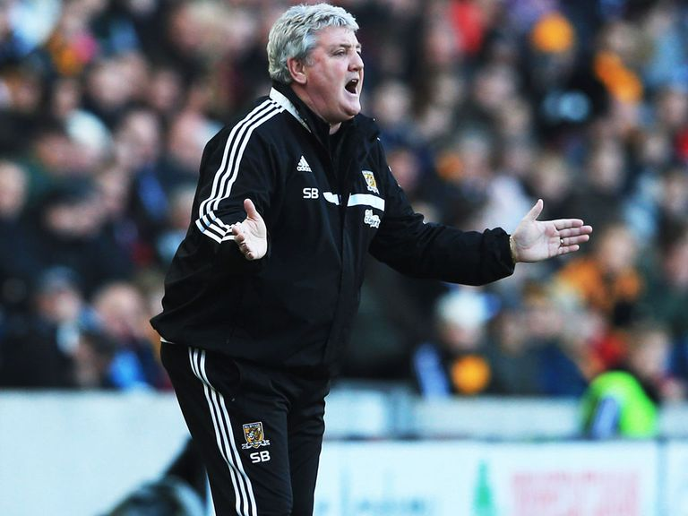 Steve Bruce: Pleased with Lenihan addition.