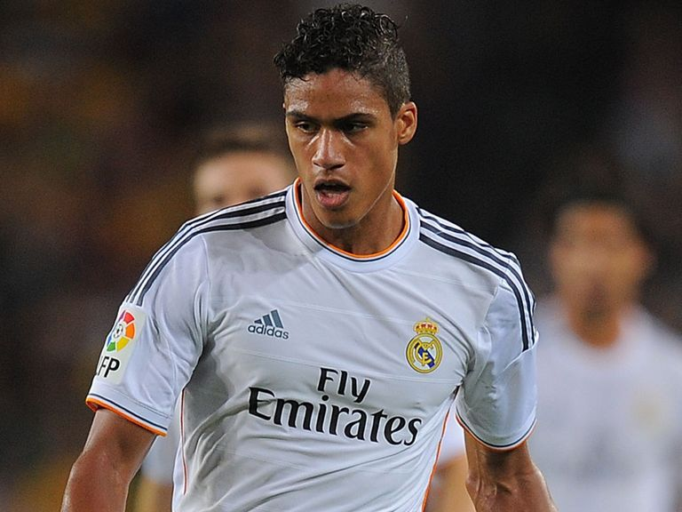 Raphael Varane: Has an admirer in Jose Mourinho