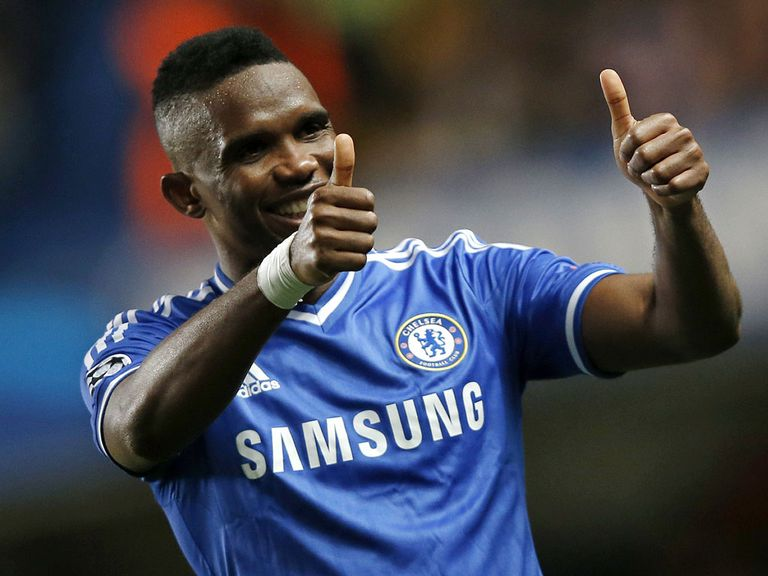 Samuel Eto'o: Will he join Tottenham?