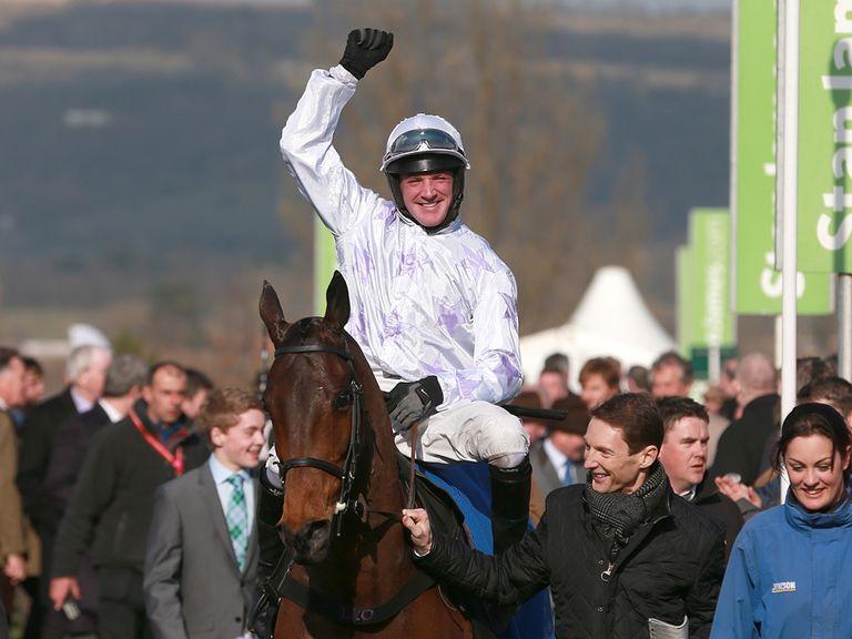 Richie McLernon enjoyed himself on Tuesday