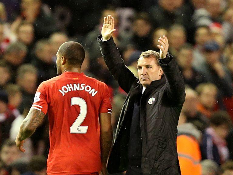 Brendan Rodgers: Celebrates win