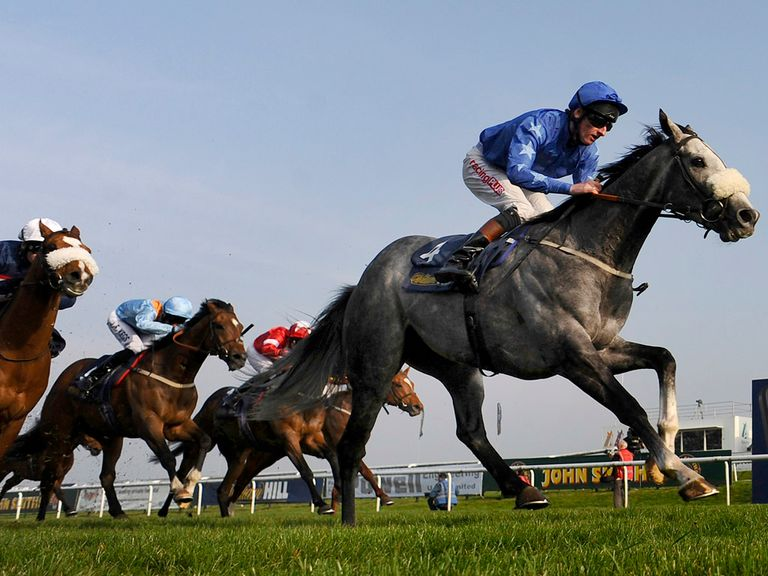 Ocean Tempest holds off allcomers to win the Lincoln
