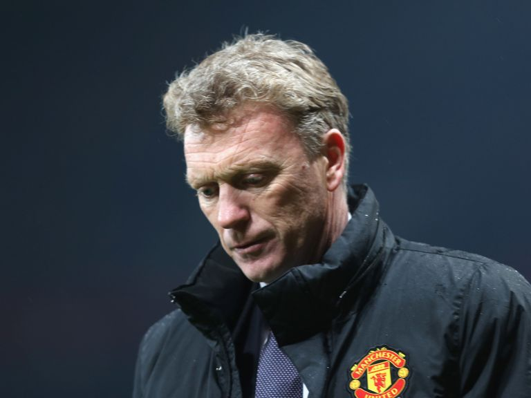 David Moyes: Sacked by Manchester United