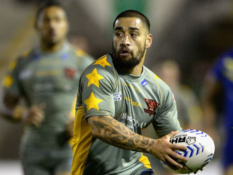 Rangi Chase: Returns for Salford