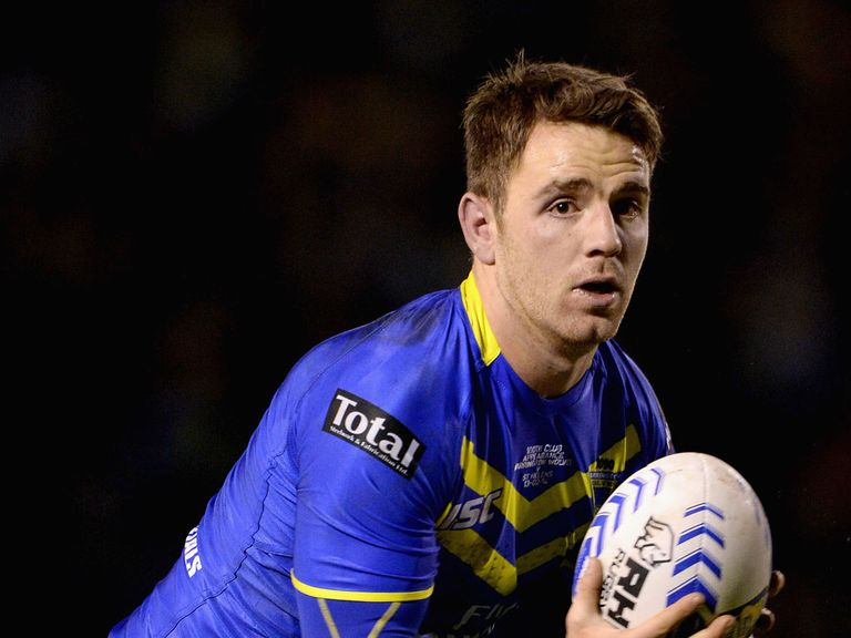 Richie Myler: Returns for Warrington