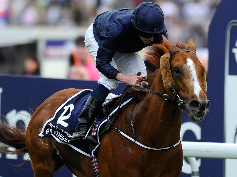 Ruler Of The World: All set for Coronation Cup bid.