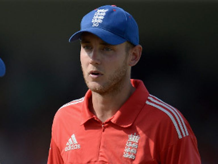 Broad faces a race against time for the World T20