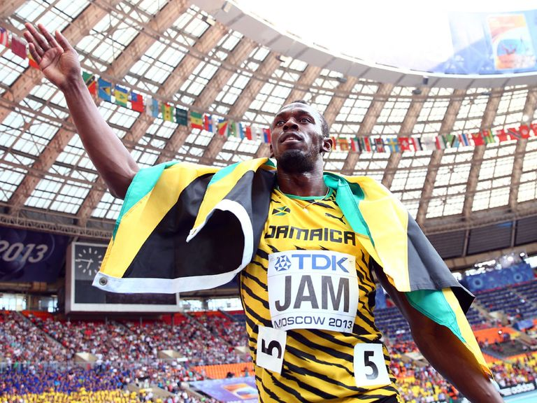 Usain Bolt: Recovering from a foot injury
