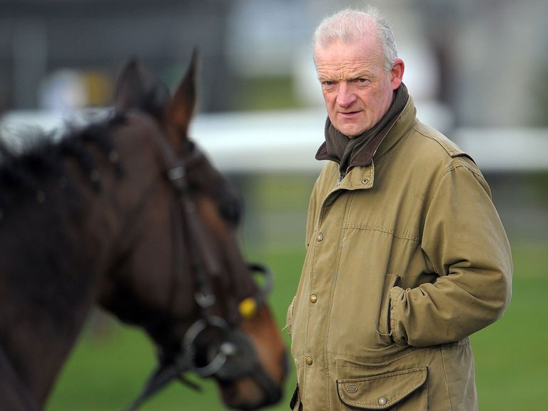 Willie Mullins: Could dominate the Cheltenham headlines today