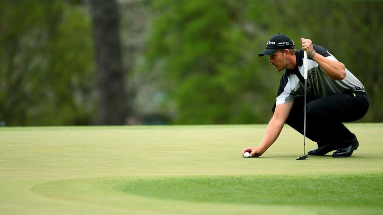Can Stenson flourish on the hallowed greens of Augusta? Rob thinks so...