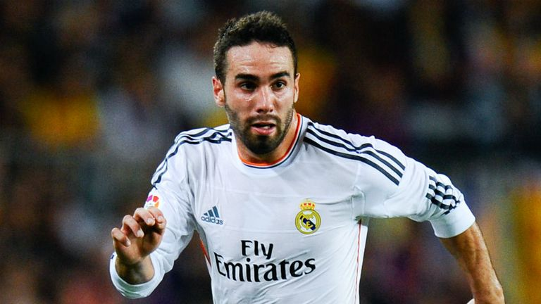 Daniel Carvajal: Brought back to Santiago Bernabeu after one year in Germany