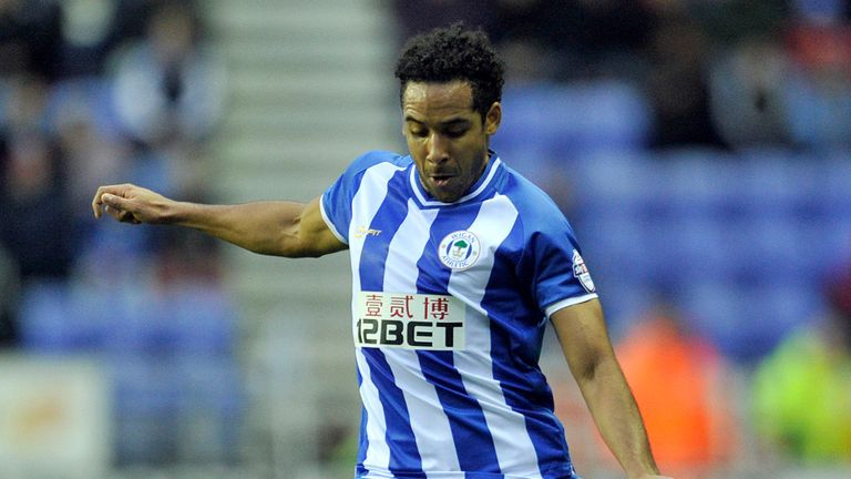 Jean Beausejour: One of five players released by Wigan