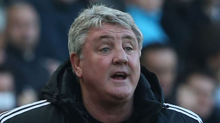 Steve Bruce's Hull will face Arsenal twice before the end of the season