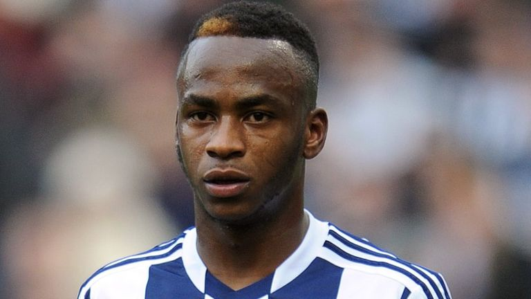 Saido Berahino: Denies taking legal action against a West Brom team-mate
